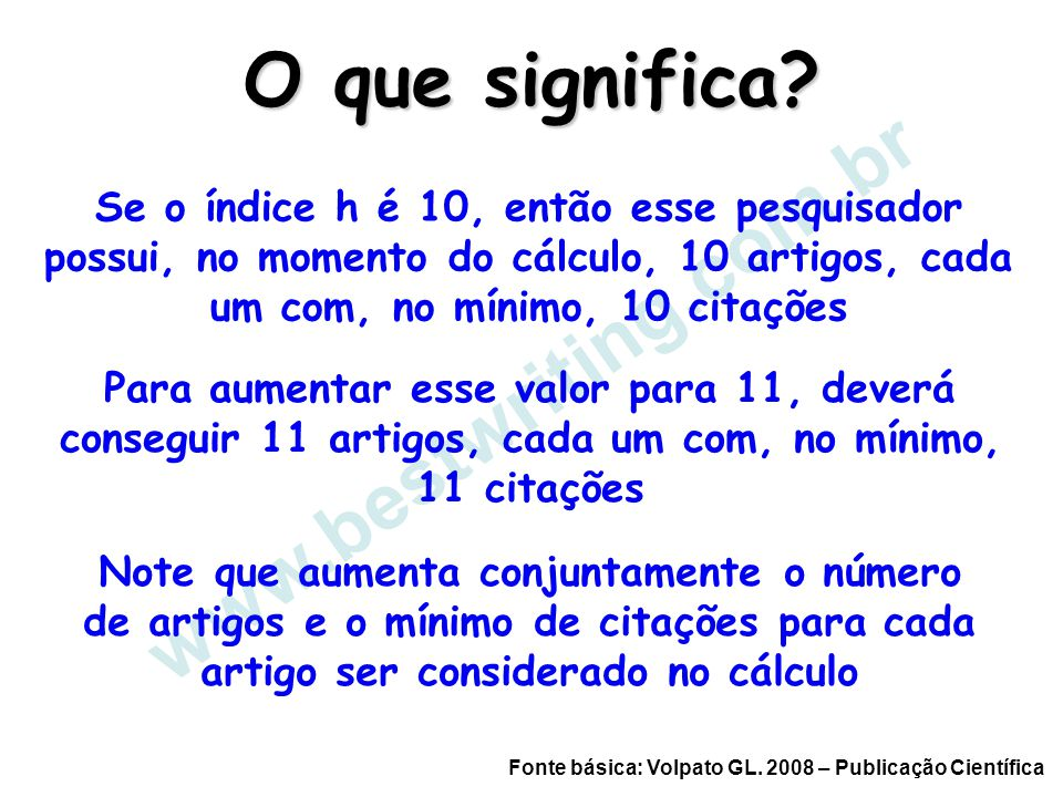 www.bestwriting.com.br O que significa