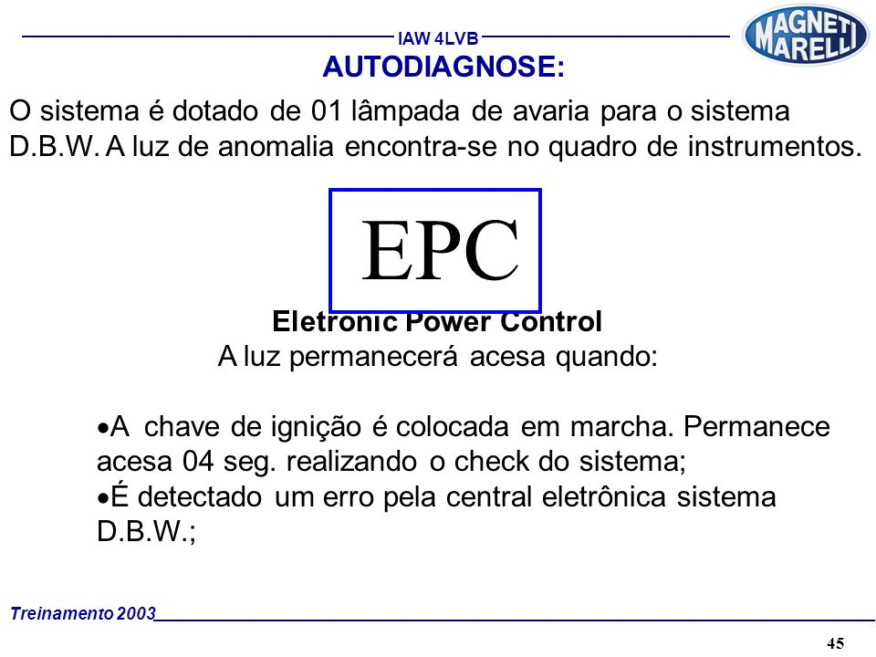 Eletronic Power Control