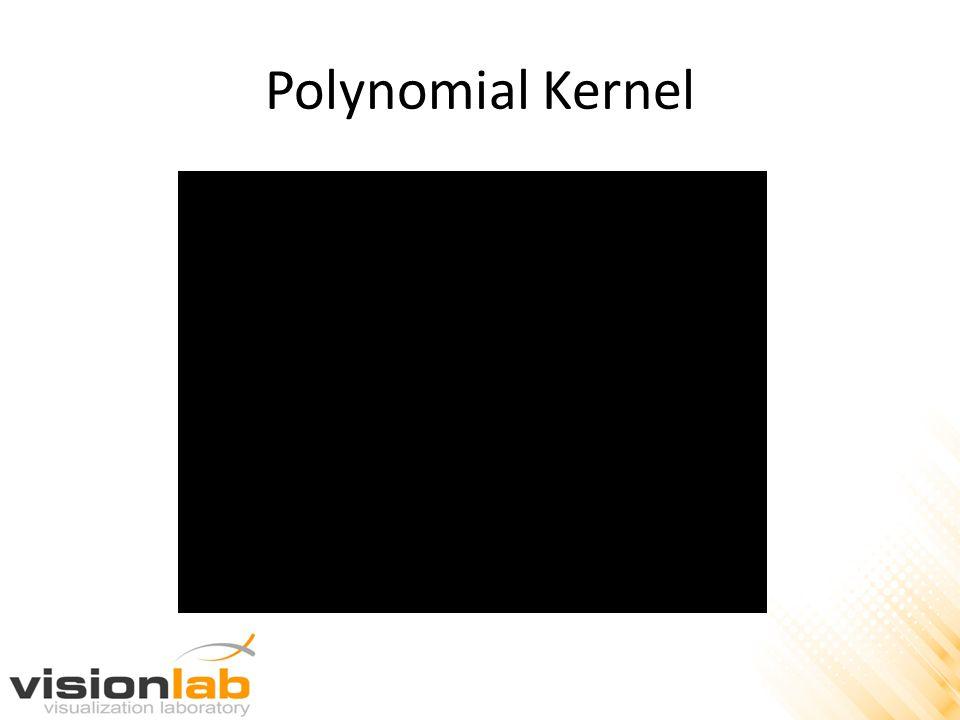 Polynomial Kernel