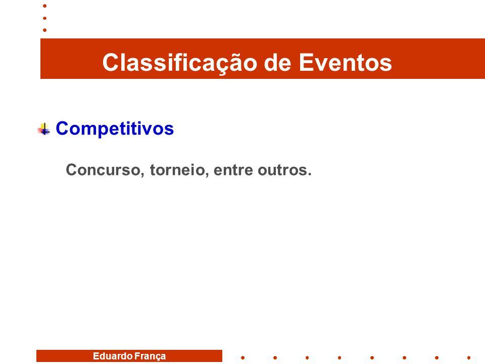 Classificação de Eventos