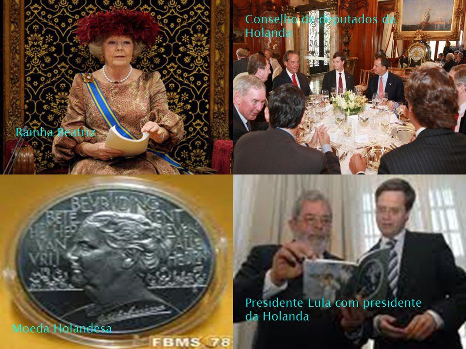 Conselho de deputados da Holanda