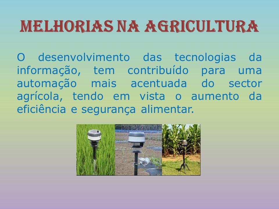 Melhorias na Agricultura