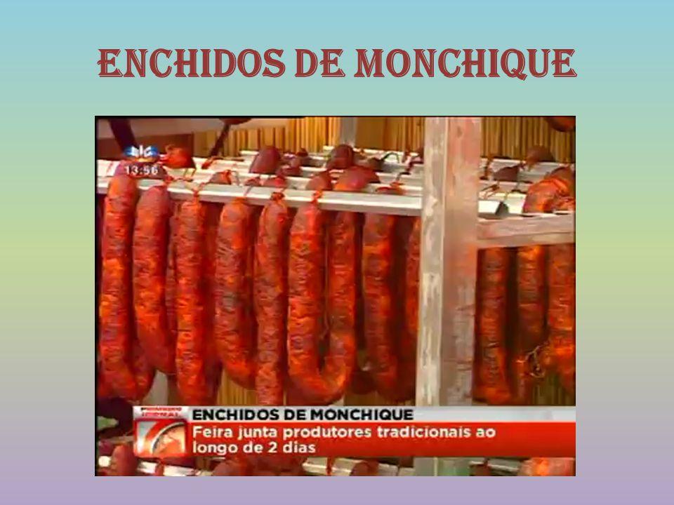 Enchidos de Monchique