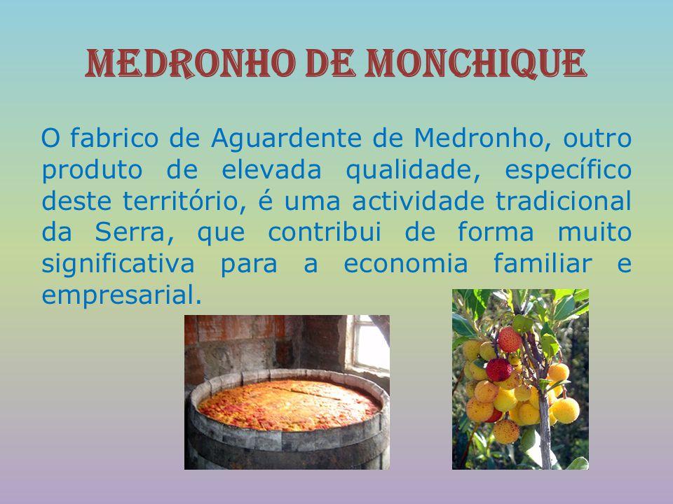 Medronho de Monchique