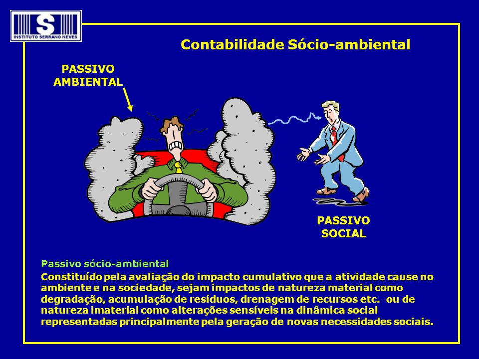 Contabilidade Sócio-ambiental