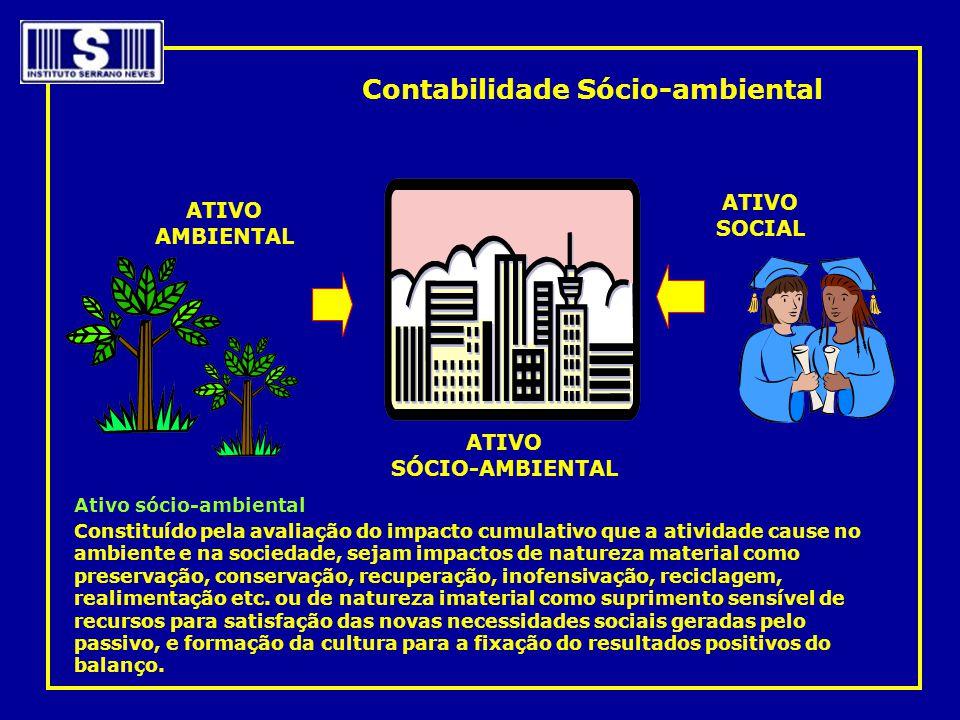 ATIVO SÓCIO-AMBIENTAL