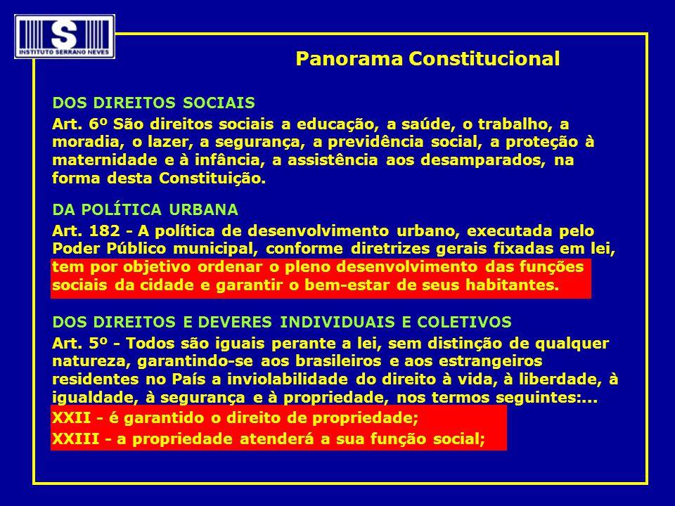 Panorama Constitucional