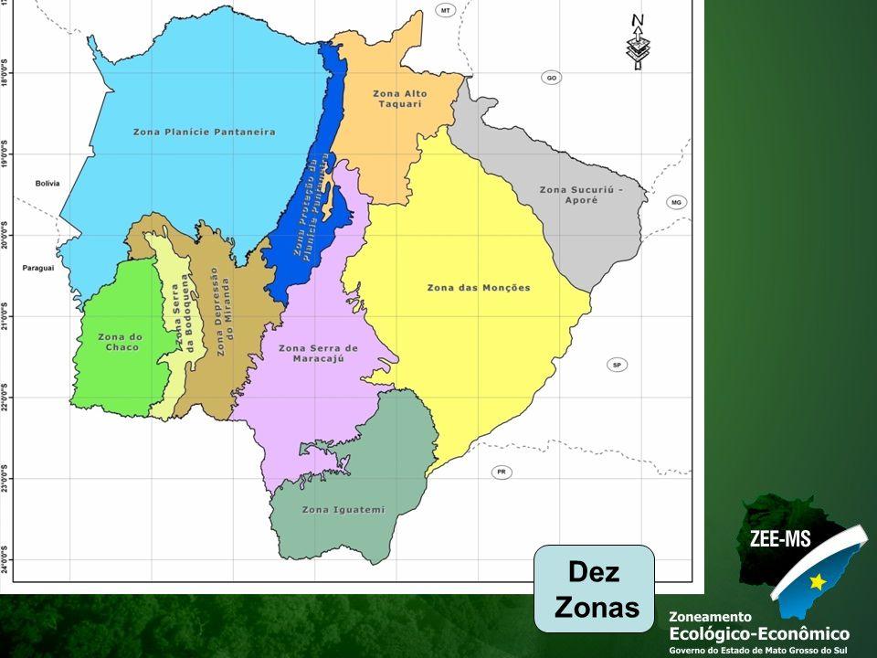 Dez Zonas