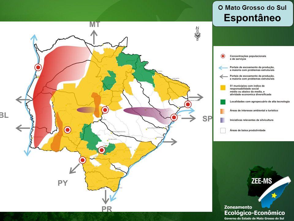 O Mato Grosso do Sul Espontâneo