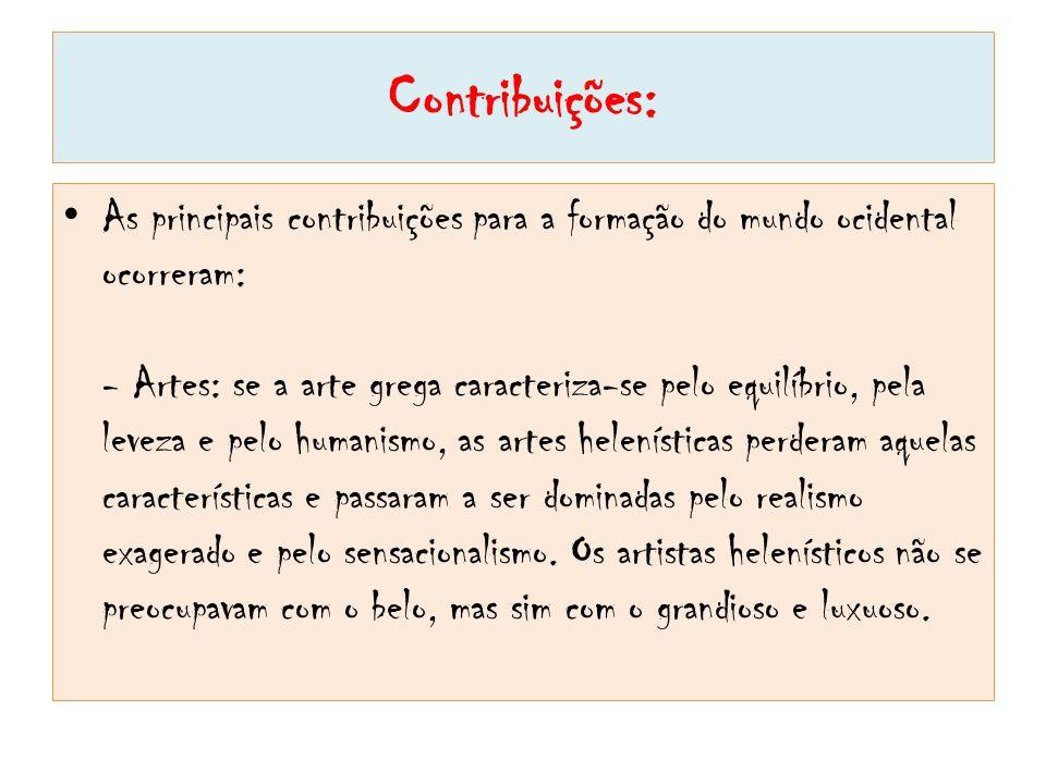 Contribuições: