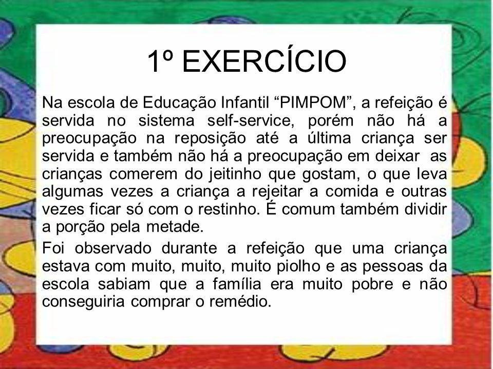 1º EXERCÍCIO
