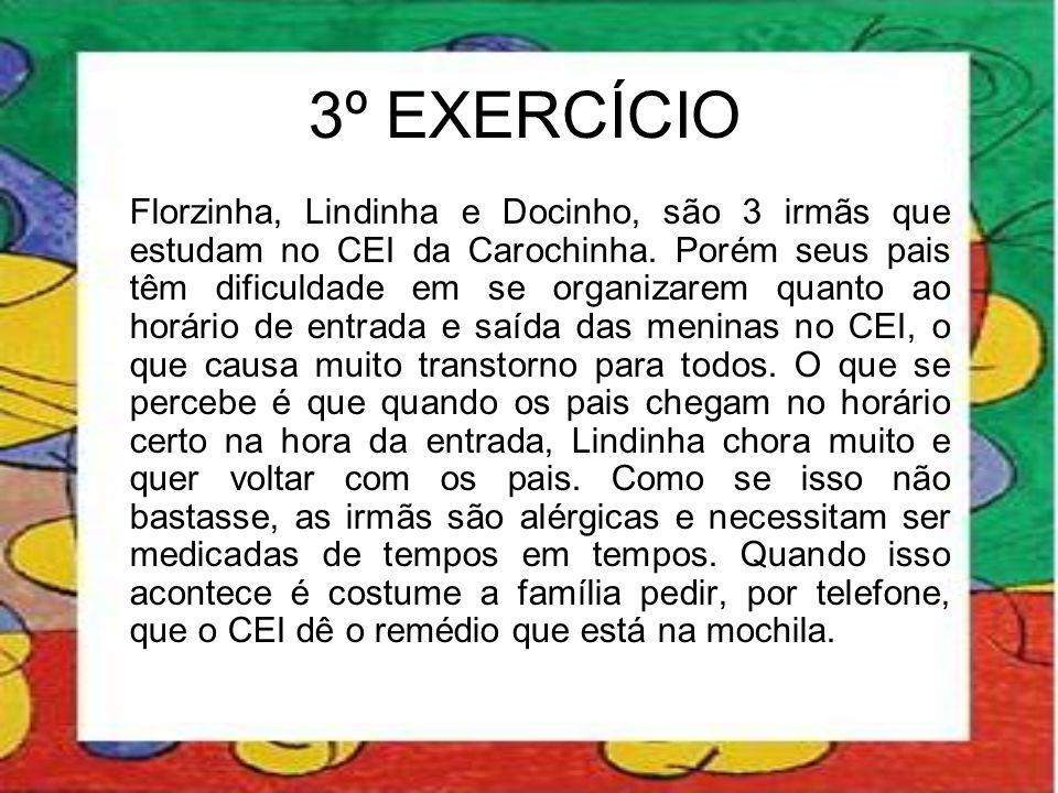 3º EXERCÍCIO