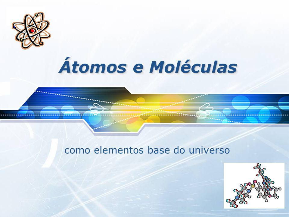 como elementos base do universo