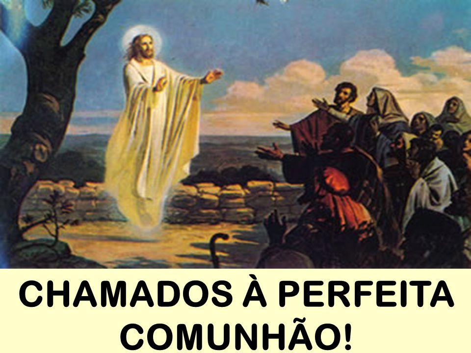 CHAMADOS À PERFEITA COMUNHÃO!