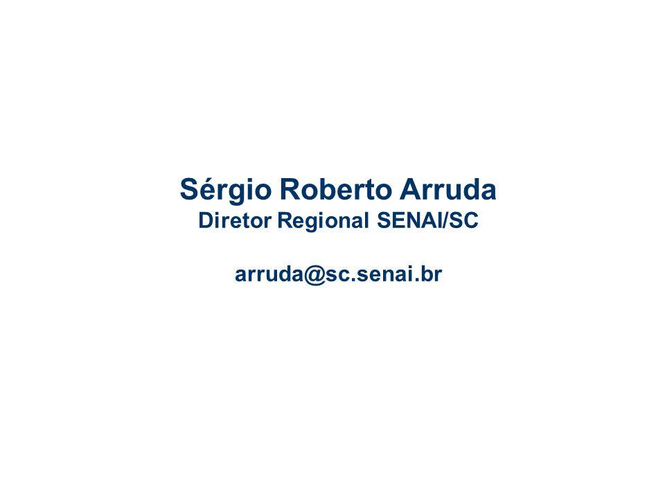 Diretor Regional SENAI/SC
