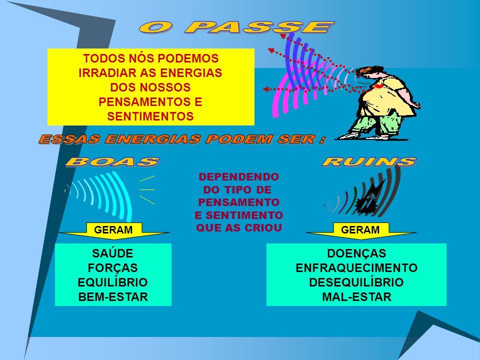 ESSAS ENERGIAS PODEM SER :