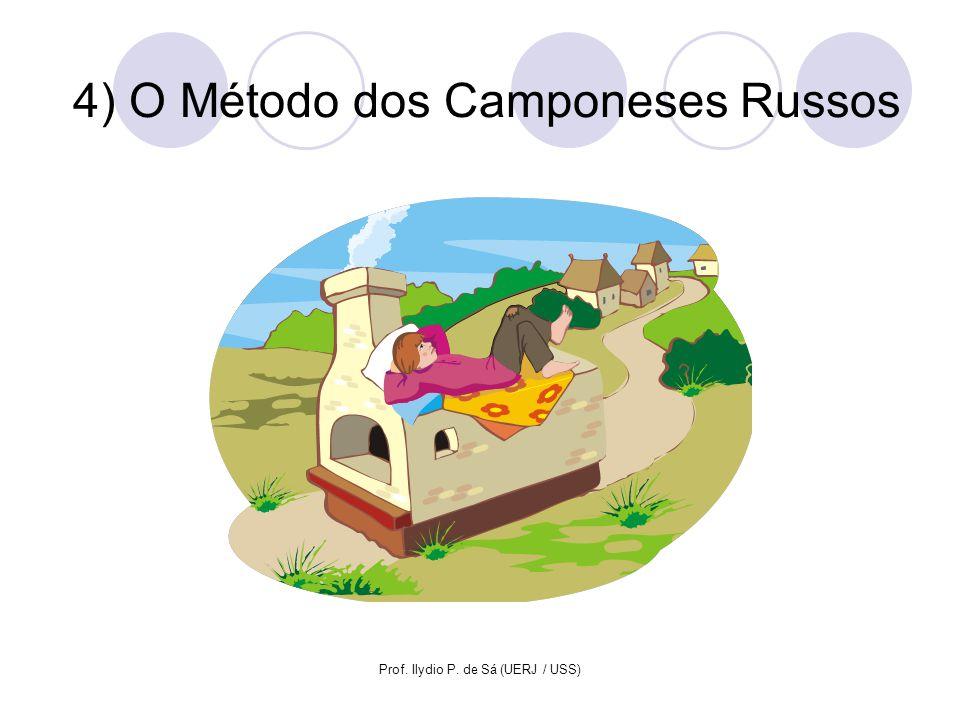 4) O Método dos Camponeses Russos