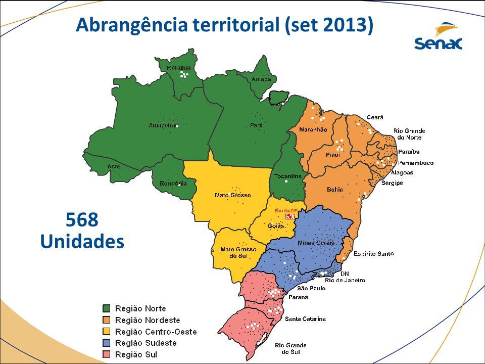 Abrangência territorial (set 2013)