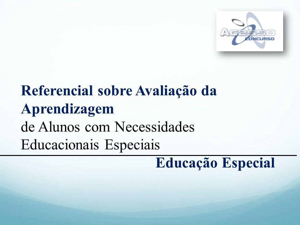 Referencial sobre Avaliação da Aprendizagem