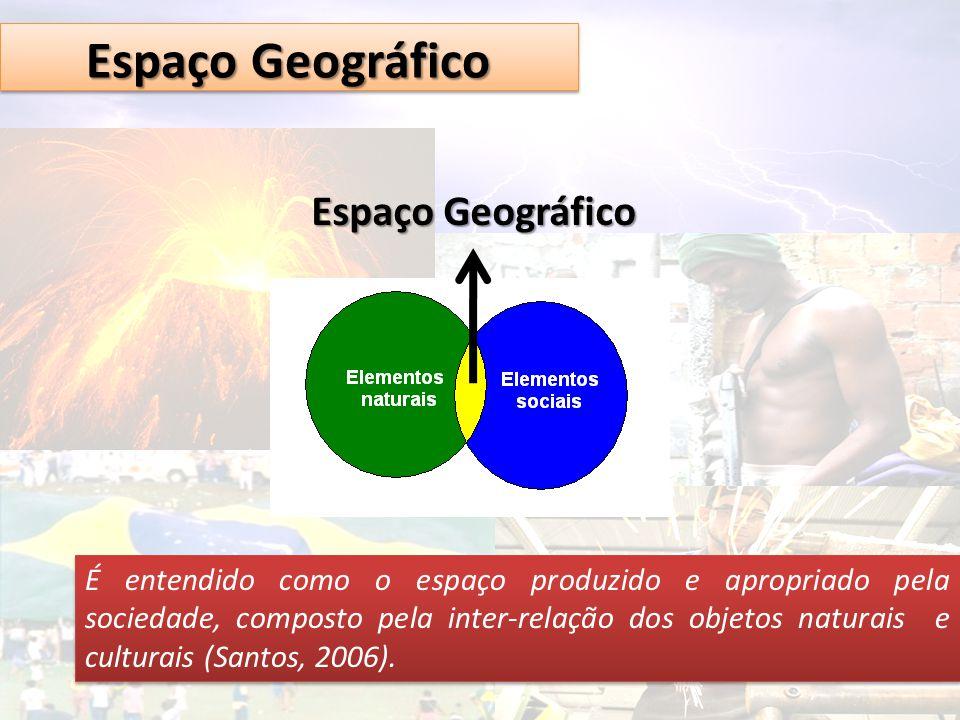 Espaço Geográfico Espaço Geográfico