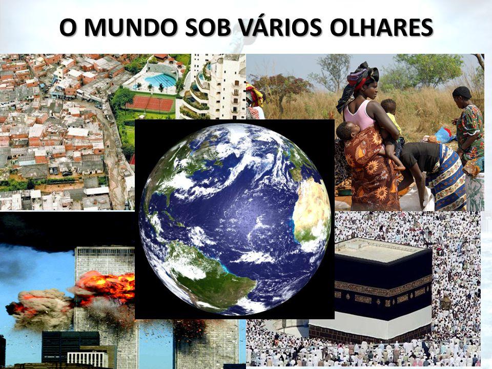 O MUNDO SOB VÁRIOS OLHARES