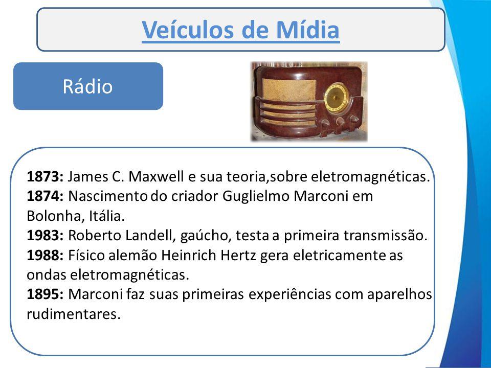 Veículos de Mídia Rádio