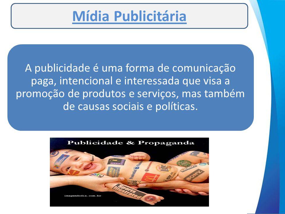 Mídia Publicitária