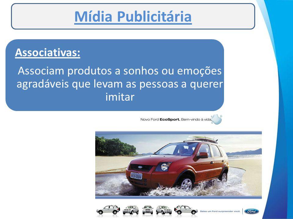 Mídia Publicitária Associativas: