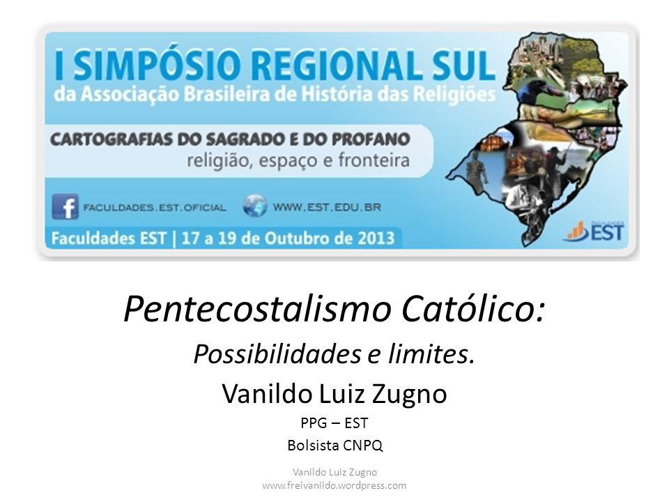 Pentecostalismo Católico: