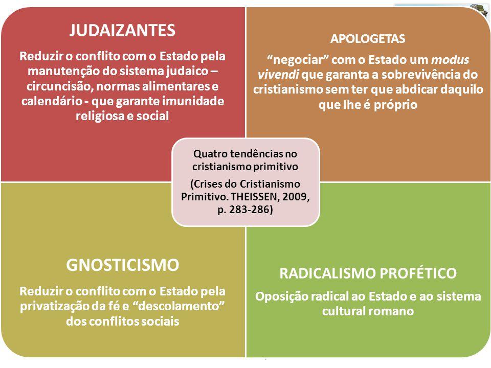 JUDAIZANTES GNOSTICISMO