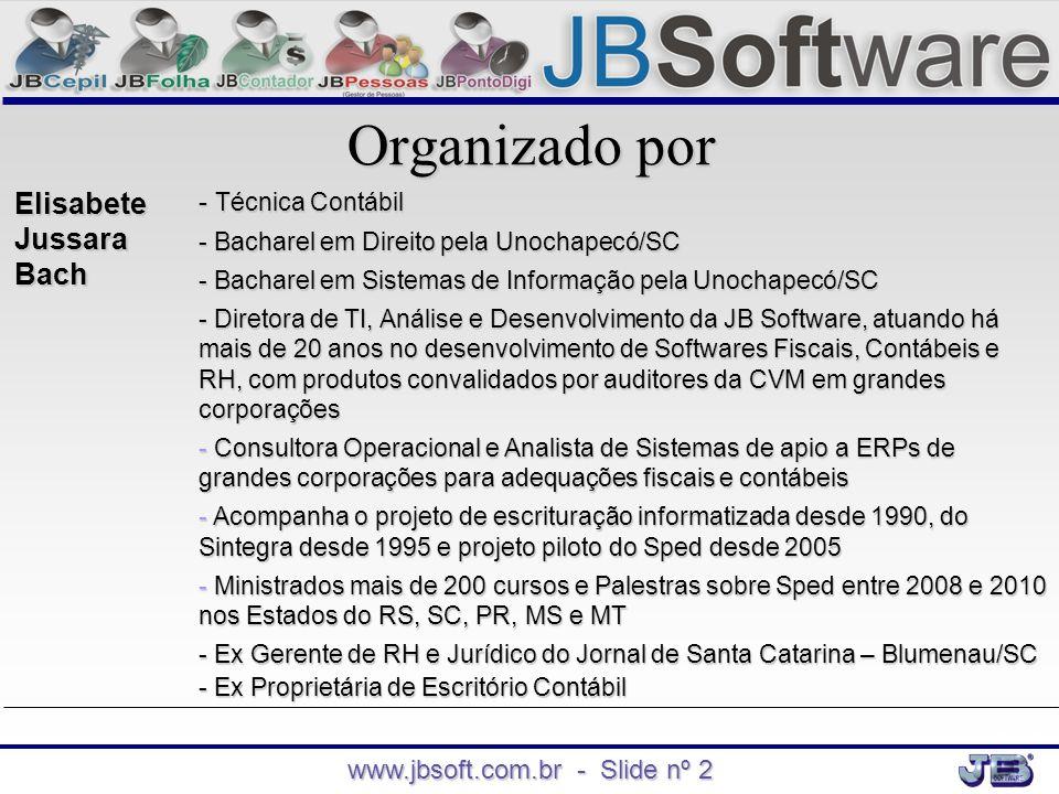 www.jbsoft.com.br - Slide nº 2