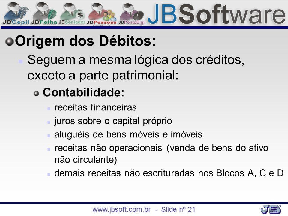 www.jbsoft.com.br - Slide nº 21