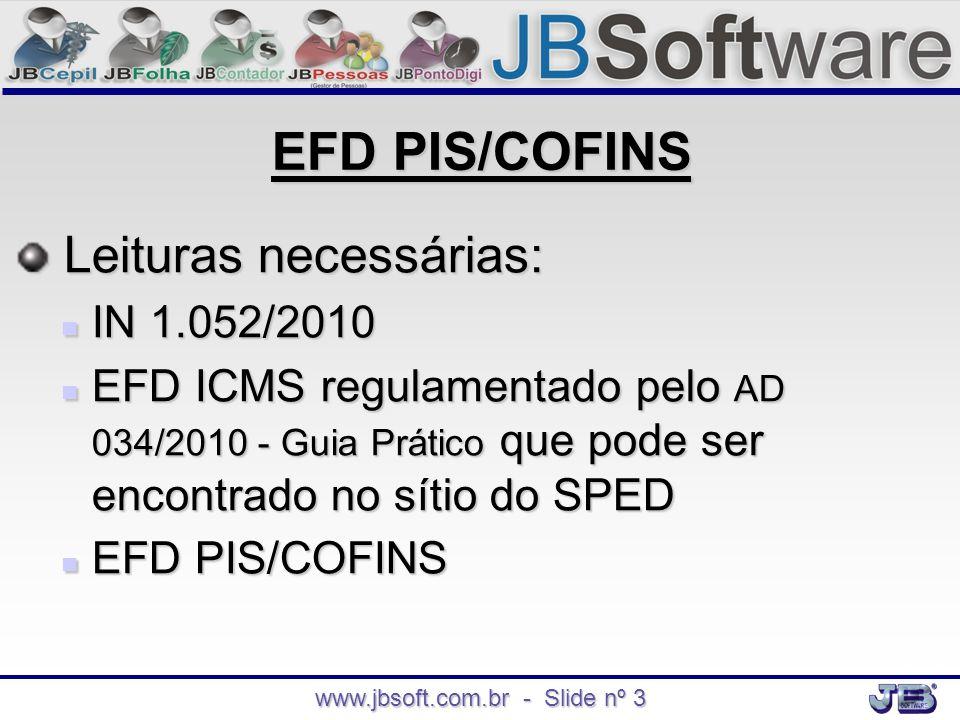 www.jbsoft.com.br - Slide nº 3
