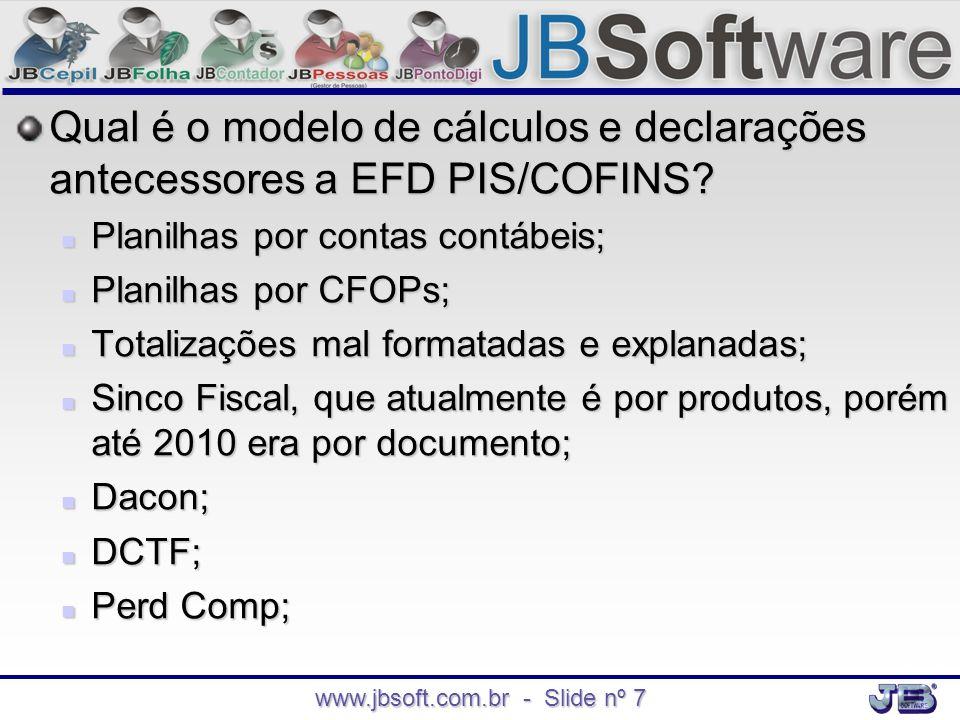 www.jbsoft.com.br - Slide nº 7