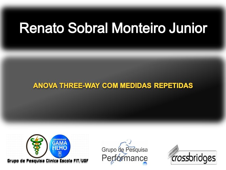 ANOVA THREE-WAY COM MEDIDAS REPETIDAS