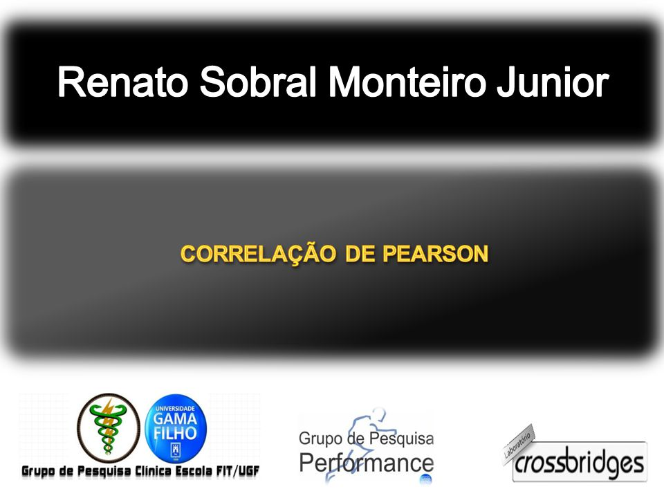 Renato Sobral Monteiro Junior