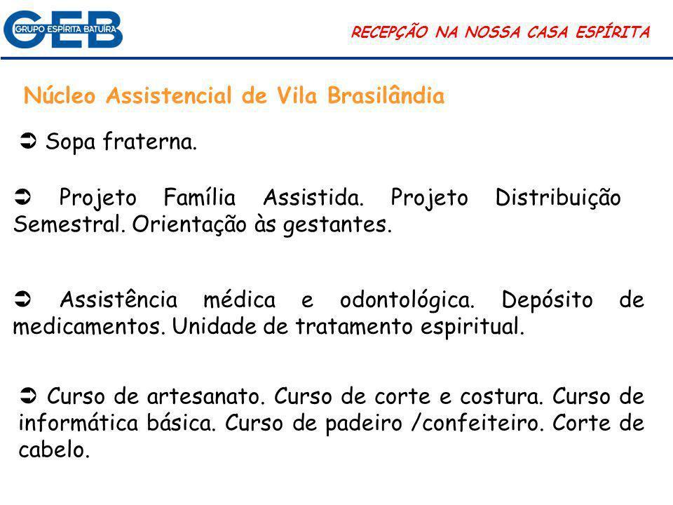 Núcleo Assistencial de Vila Brasilândia