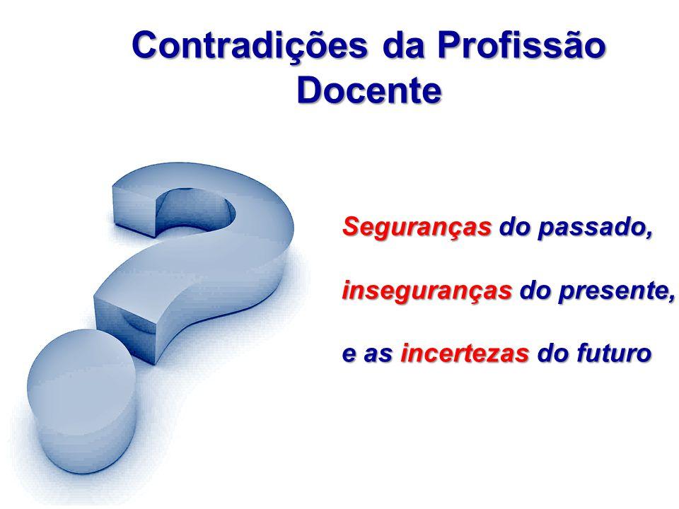 Contradições da Profissão Docente