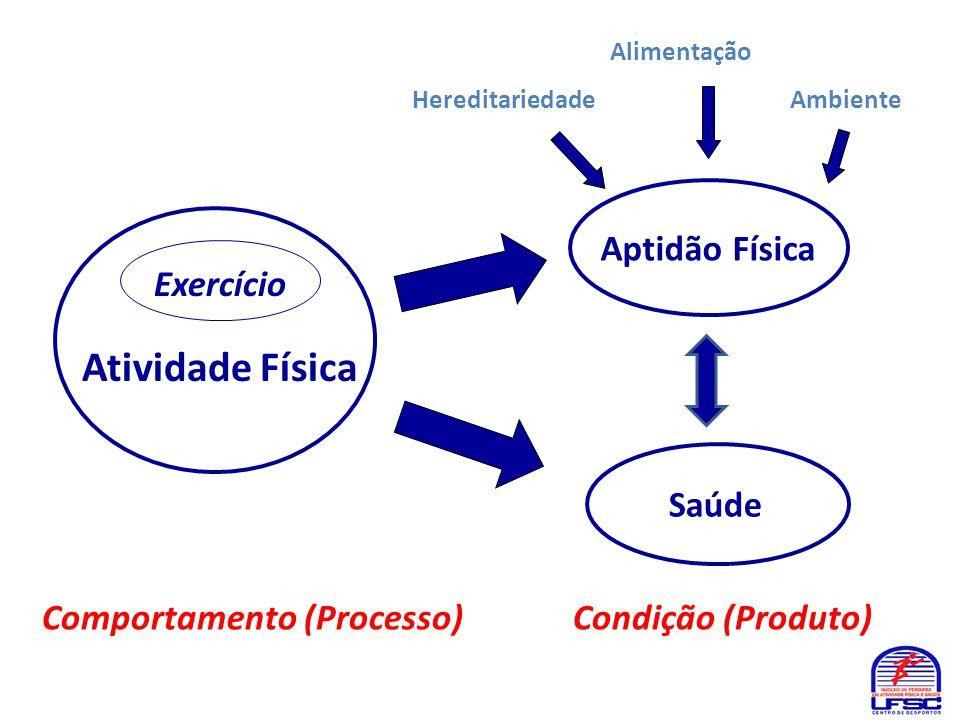 Atividade Física Aptidão Física Exercício Saúde