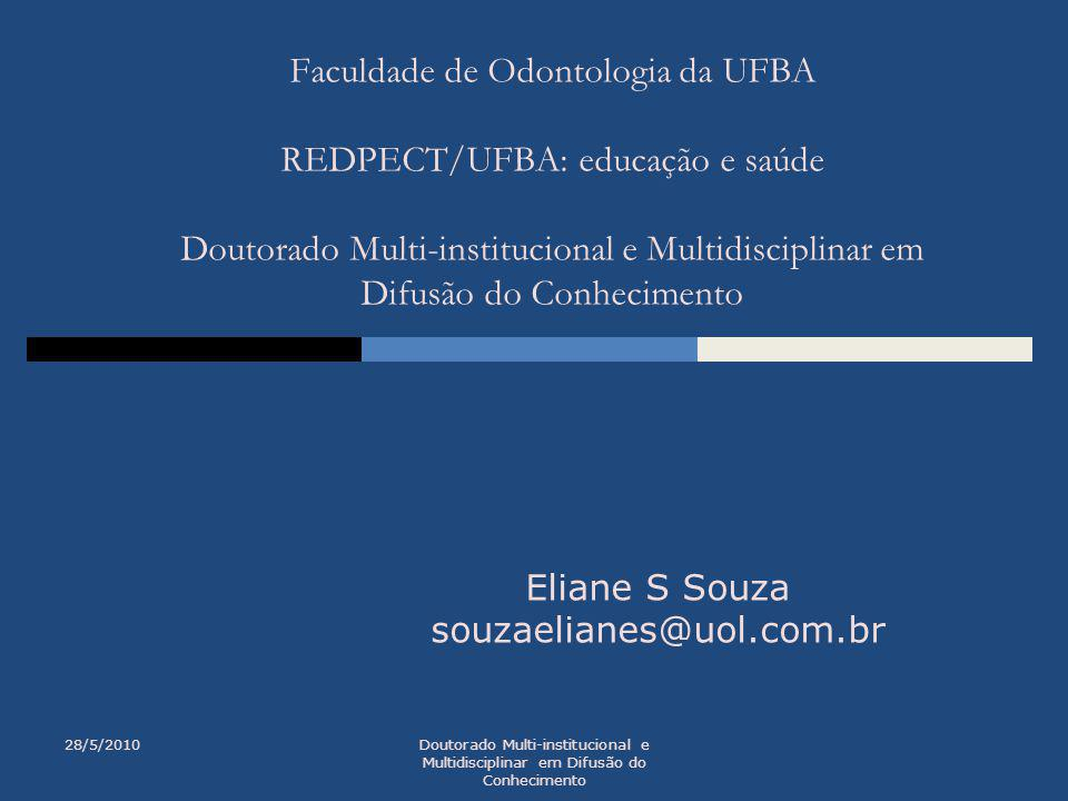Eliane S Souza souzaelianes@uol.com.br
