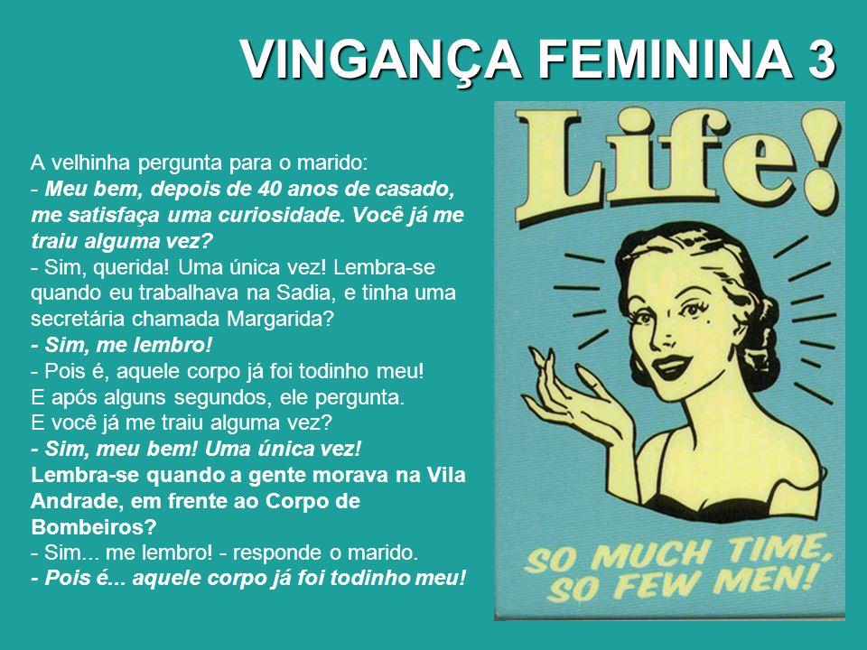 VINGANÇA FEMININA 3
