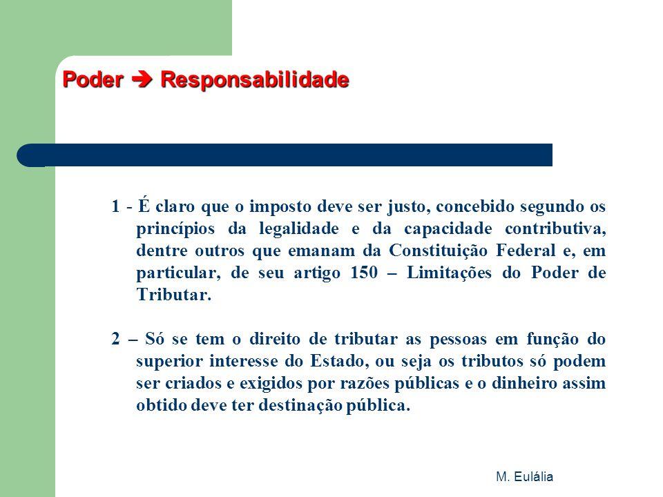 Poder  Responsabilidade