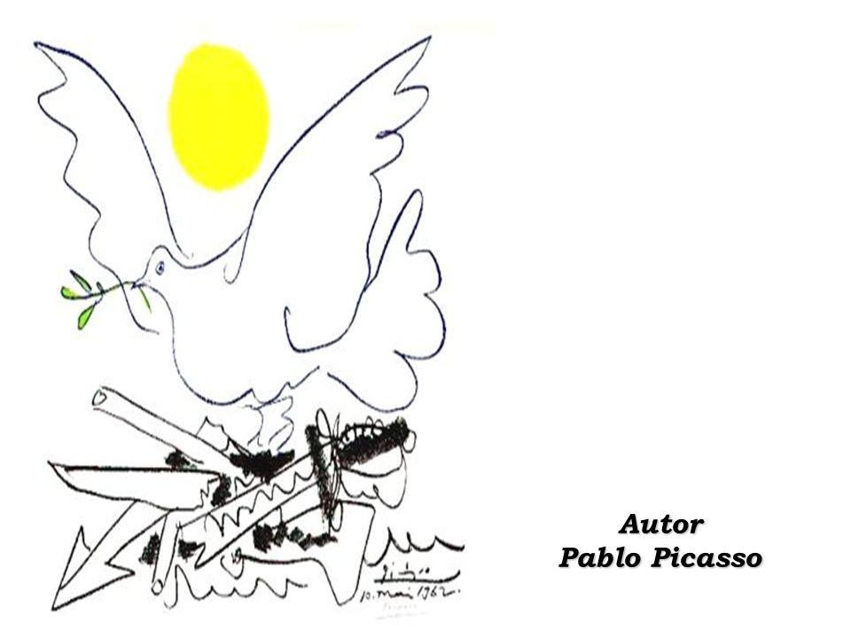 Autor Pablo Picasso