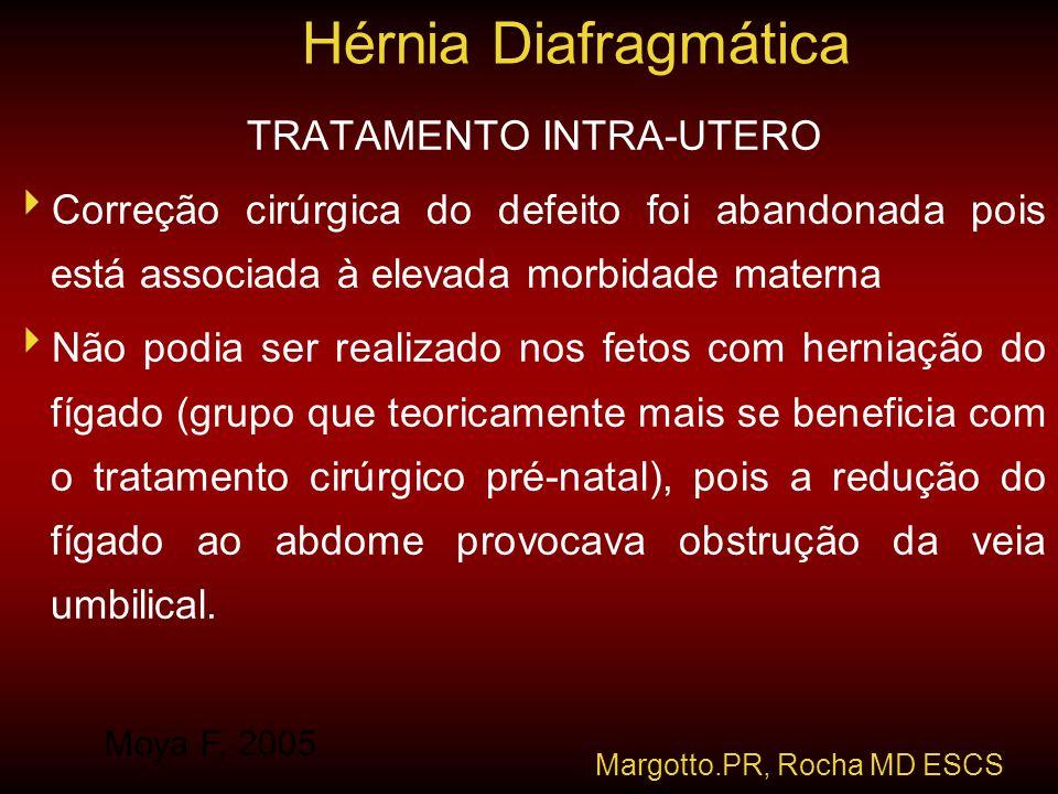 TRATAMENTO INTRA-UTERO