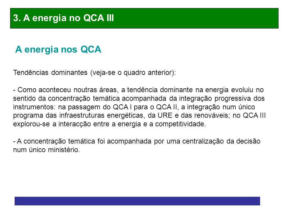 3. A energia no QCA III A energia nos QCA