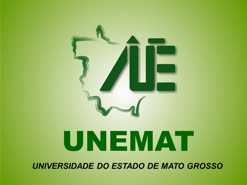 UNIVERSIDADE DO ESTADO DE MATO GROSSO