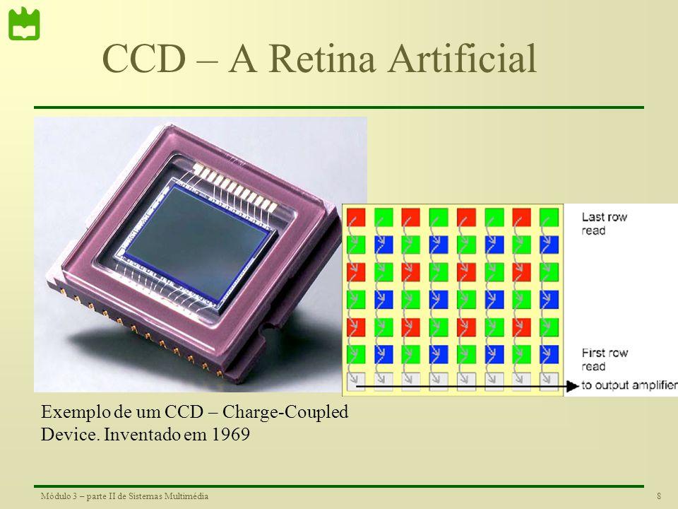 CCD – A Retina Artificial