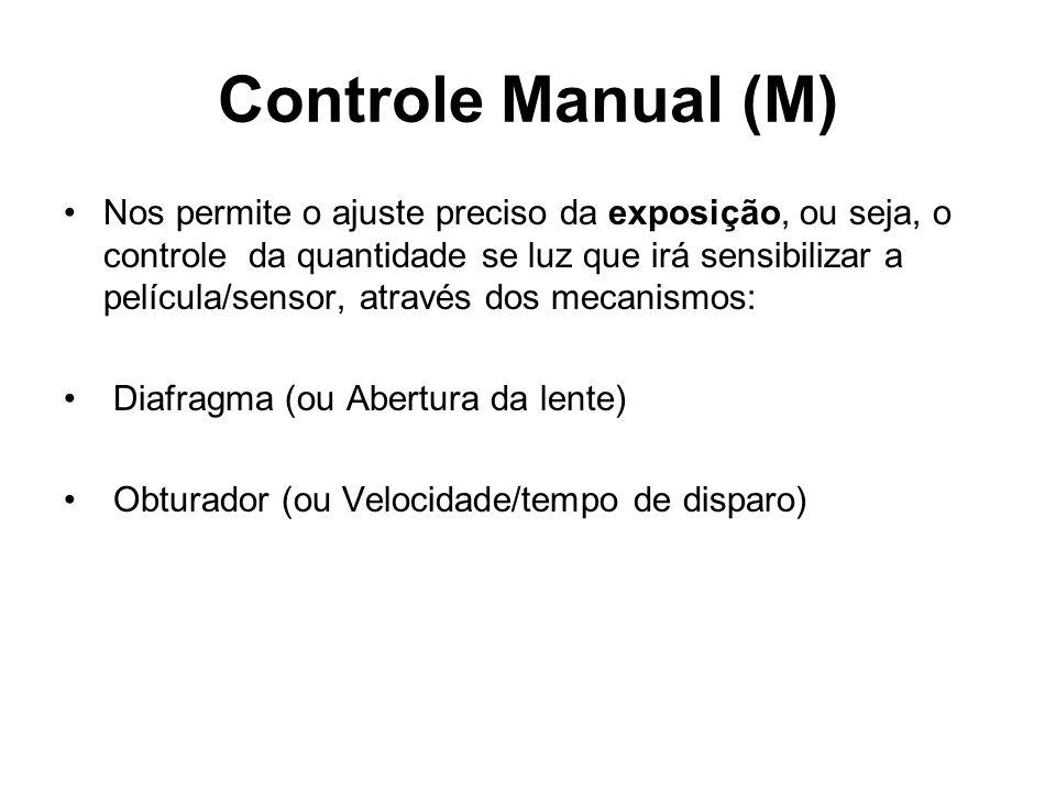 Controle Manual (M)