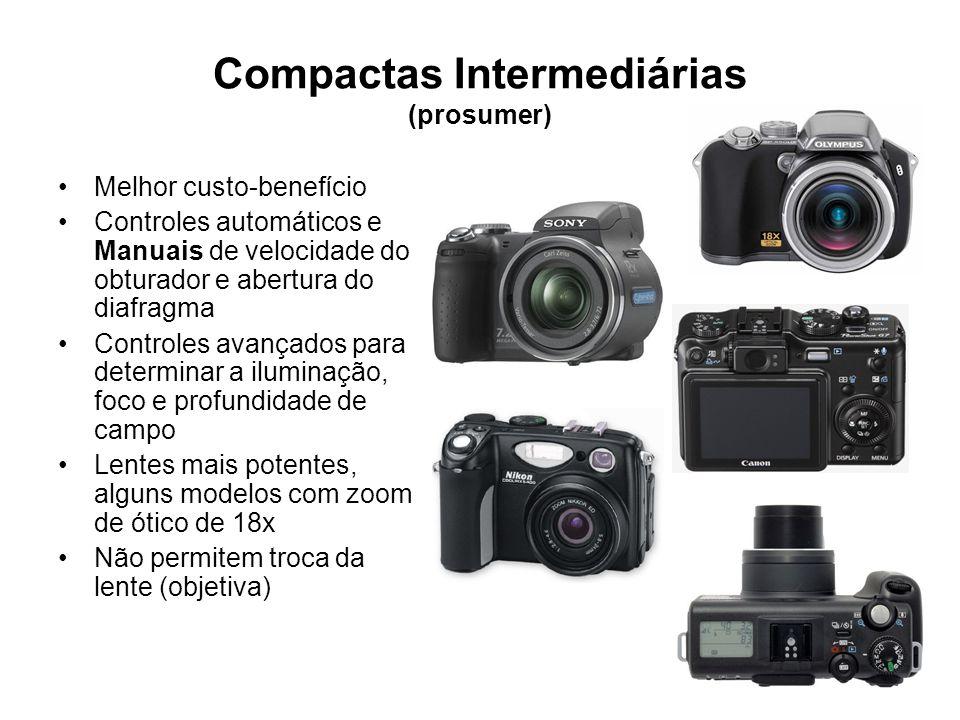 Compactas Intermediárias (prosumer)