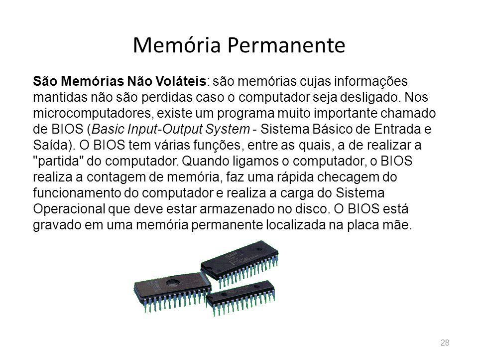 Memória Permanente
